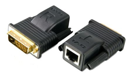 Aten DVI over CATx Extender Pair