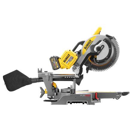 Dewalt DHS DHS780T2 170 mm Cordless Mitre Saw, 230 V ac, 2 x 54 (Cordless) V, 25kg