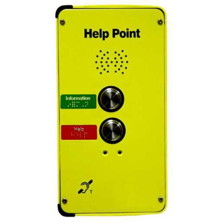 Gai-Tronics DDA Help Point 2 Button Rugged Phone
