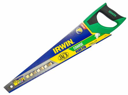 Irwin 559 mm Wood working Hand Saw, 7 TPI