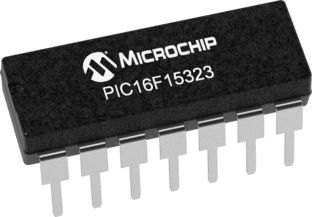 Microchip PIC16F15323-I/P