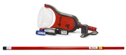 Smoke Detector Test Kit, 4m Maximum Reach