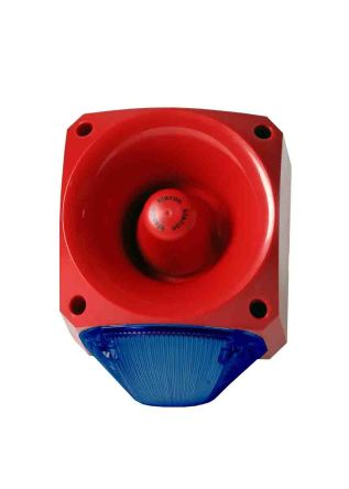 PNC Sounder Beacon, 116dB, Blue Xenon, 110 /