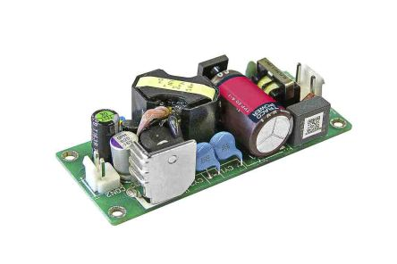TRACOPOWER, 30W Embedded Switch Mode Power Supply SMPS, 15V dc, Open Frame, Medical Approved
