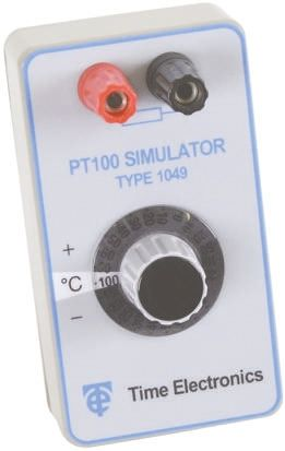 Time Electronic 1049 RTD Calibrator, -200  +800 °C