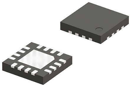ON Semiconductor NCN4555MNR2G, Logic Level Translator, Voltage Level, DC/DC Converter, Voltage, 16-Pin QFN