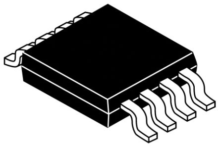 ON Semiconductor NCP1421DMR2G, Boost Converter, Boost Converter 600mA Adjustable, 1.2 MHz 8-Pin, Micro