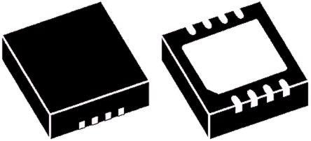 TSZ182IQ2T STMicroelectronics, Zero Drift, Op Amp, RRIO, 3MHz, 5 V, 8-Pin DFN