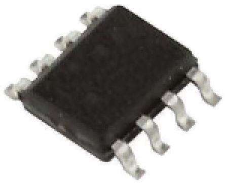 TSZ182IST STMicroelectronics, Zero Drift, Op Amp, RRIO, 3MHz, 5 V, 8-Pin MiniSO