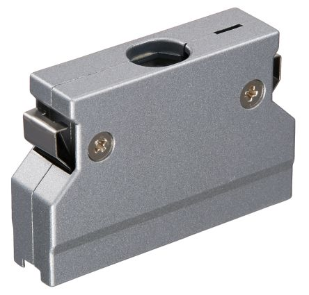 DX Series, Male 20 Pin Straight Cable Mount SCSI Connector 1.27mm Pitch, Jack Screw, Quick Latch product photo