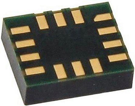LSM6DSLTR STMicroelectronics, 3-Axis Accelerometer, Gyroscope, Magnetometer, 14-Pin LGA