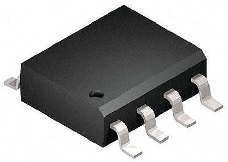 TSZ122IYDT STMicroelectronics, Zero Drift, Op Amp, RRIO, 400kHz 10 kHz, 8-Pin SOIC