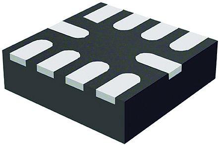 Vishay, DG2592DN-T1-GE4 Audio Control Circuit 1 2-Input 2-Output 10-Pin miniQFN