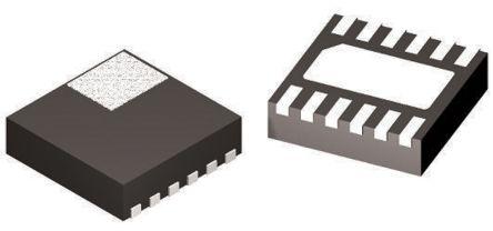 Maxim, MAX17575ATC+ Step-Down Switching Regulator, 1-Channel 1.5A Adjustable 12-Pin, TDFN