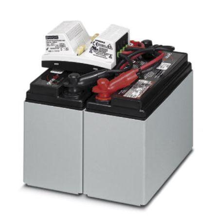 Battery Packs, UPS, Lead Acid, 24 VDC, 13 Ah, 50 A, IP20, Quint Power Series