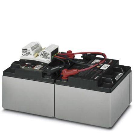 Battery Packs; UPS; Lead Acid; 24 VDC; 26 Ah; 50 A; IP20; Quint Power Series