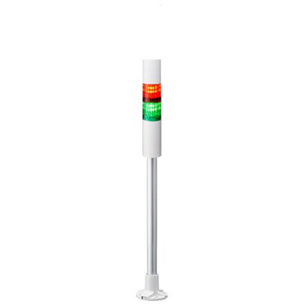 Amber LED Buzzer Tower Light Green Red White 110 Volt AC Blue