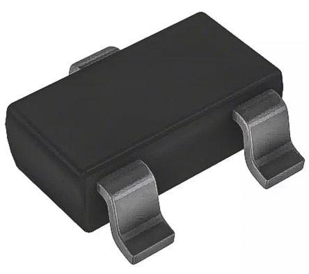 Nexperia 30V 200mA, Dual Schottky Diode, 3-Pin SOT-23 BAT54S,235