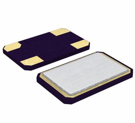 Abracon 25MHz Crystal ±20ppm 4-SMD, No Lead 5 x 3 x 1.1mm