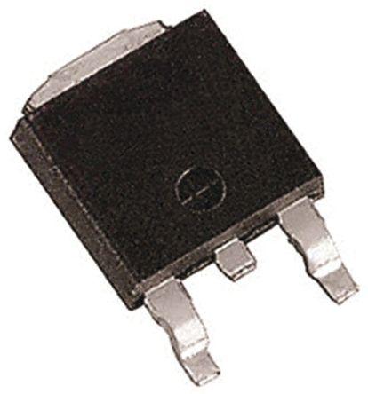 Toshiba MOSFET, TK60S06K3L, N-Canal, 60 A, 60 V, 3-Pin, DPAK 2000