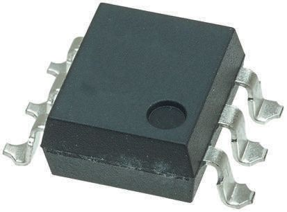 Isocom, 4N35SM DC Input Transistor Output Optocoupler, Surface Mount, 6-Pin SMD