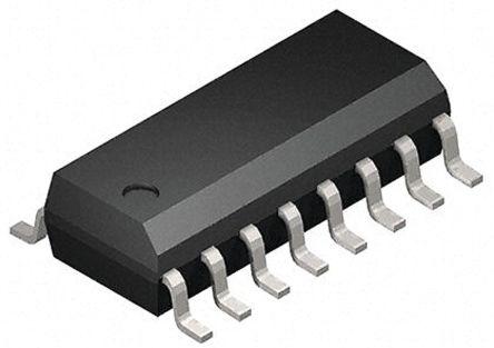 Toshiba 74HC4052D, Multiplexer/Demultiplexer Dual, -0.5 → 7 V, 16-Pin SOIC 2500