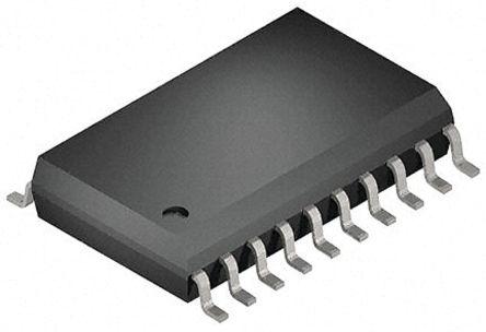 Toshiba 74HC540D, 9, Octal Bus Buffer, 165 ns @ 150 pF 7.8mA, 20-Pin SOIC
