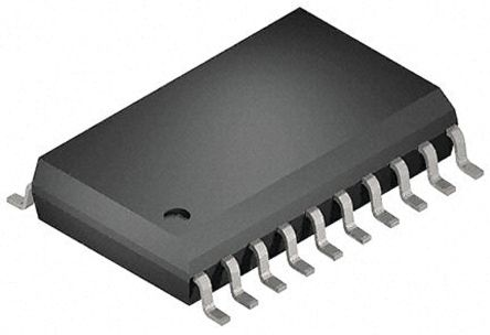 Toshiba 74HC245D Bus Transceiver, 8-Bit Non-Inverting, 20-Pin SOIC 2000