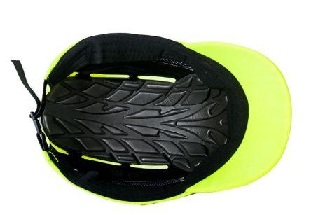 RS PRO Nylon ABS Yellow Bump Cap