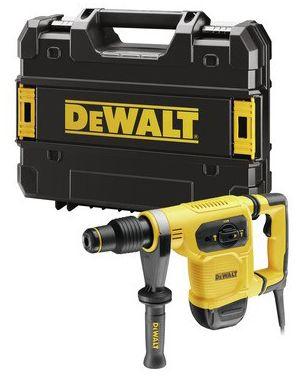 DeWALT D25481K-GB SDS-Max Hammer Drill, 230V, 1.05kW, 5.9kg, Type G - British 3-pin