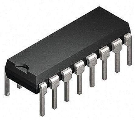 16 PIN AC INPUT,1 CHANNEL OPTO COUPLER