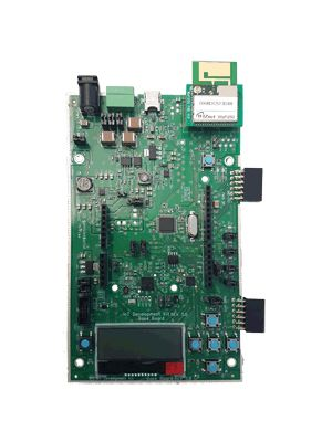 ON Semiconductor IoT Development Kit Base Board (with WiFi and LCD) Evaluation Board WiFi Evaluation Board for