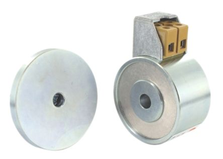 Mecalectro 48mm Threaded Hole Magnet