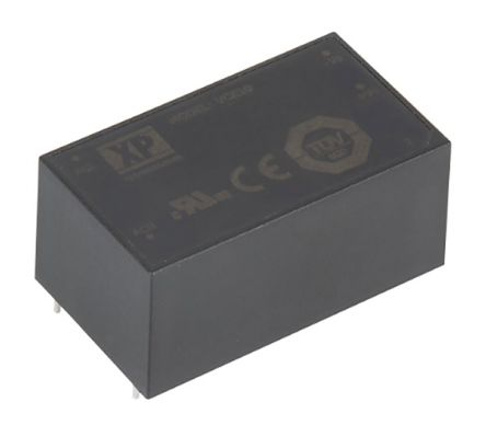 XP POWER VCE10US48 Power Supply; AC-DC; Encapsulated; 10W 48V 210mA; 85-305VAC in; PCB Mount