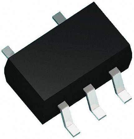 ON Semiconductor NLVSV1T34DFT2G, Logic Level Translator, Voltage Level, Dual Supply Translator, 5-Pin SC-88A