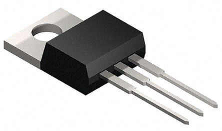 NTP082N65S3F N-Channel MOSFET, 40 A, 650 V, 3 + Tab-Pin TO-220 ON Semiconductor
