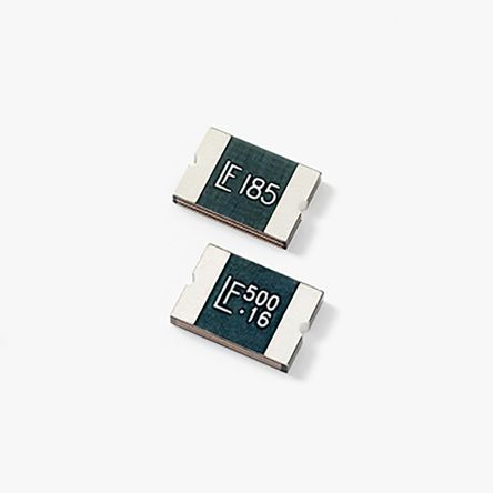 Littelfuse 5A Resettable Surface Mount Fuse, 16V dc