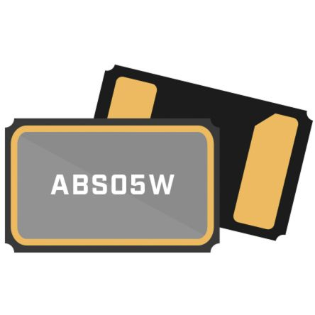 Abracon 32.768kHz Crystal Unit ±20ppm SMD 2-Pin 1.6 x 1 x 0.5mm