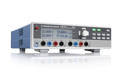 Hameg HMP2020 Digital Bench Power Supply, 2 Output 0 → 32V 5 A, 10 A 188W