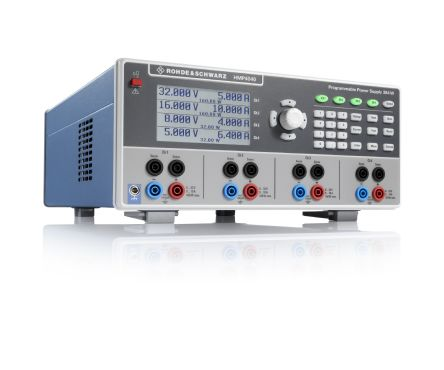 Hameg HMP4040 Digital Bench Power Supply, 4 Output 0 → 32V 10A 384W