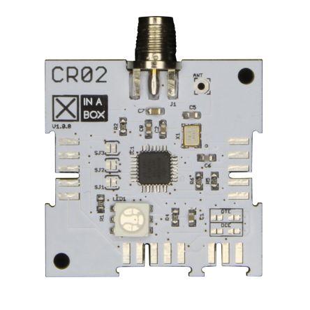 LoRa with ATmega328P 868 MHz (RFM95W)
