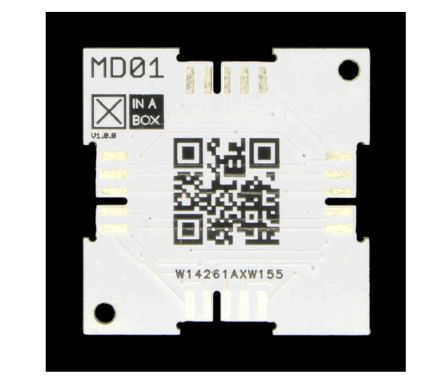 XinaBox MD01 for use with Blank Placeholder