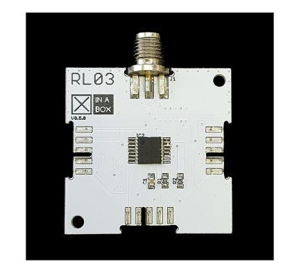 XinaBox LoRa Radio 915 MHz Module for RFM95W, SC18IS602B - RL03