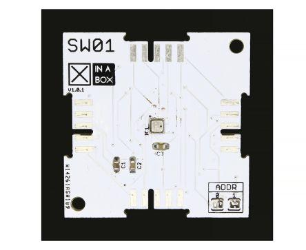 XinaBox SW01, Advanced Weather Sensor Module for BME280