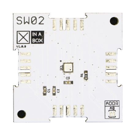 XinaBox xCHIP VOC and Weather Sensor MCU Module SW02