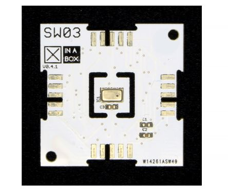 XinaBox SW03, Weather Sensor Module for MPL3115A2