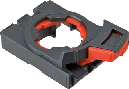 Omron A22N Push Button Enclosure, 1 Hole, 22mm