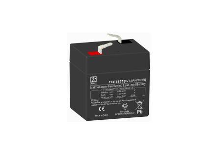 Lead Acid Battery -, 1Ah