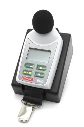 RS PRO Sound Level Meter