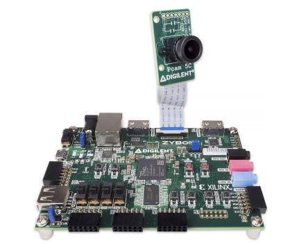 Digilent 471-021 Embedded Vision Bundle Development Kit ZYBO Z7